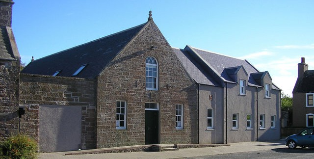 The Cromarty Hall