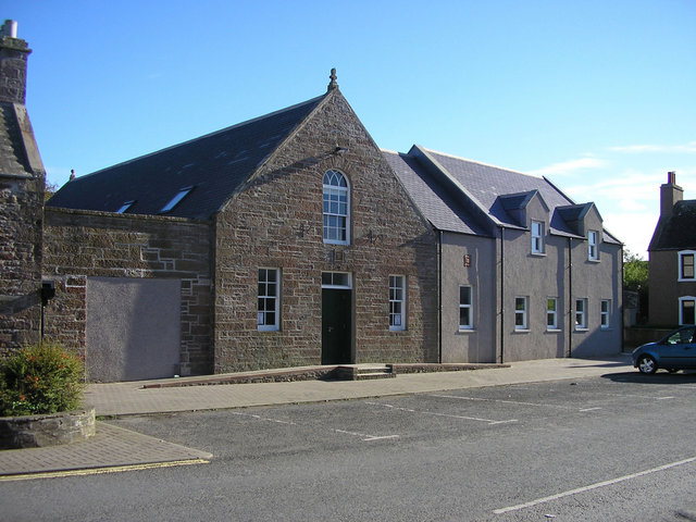 The Cromarty Hall is situated in the heart of the picturesque village of St Margaret's Hope.