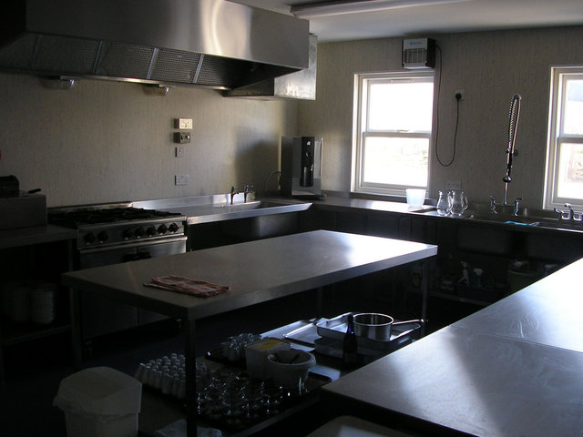 A state-of-the-art, fully equipped kitchen is available if required.
